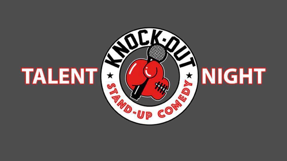 Knock Out Comedy Crew Talent Night