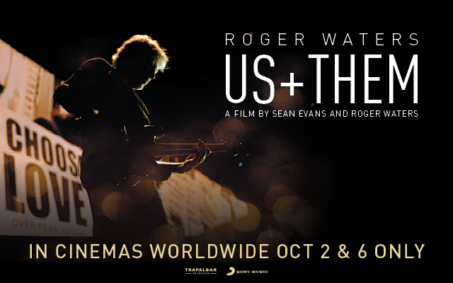 Roger Waters  Us + Them concertregistratie