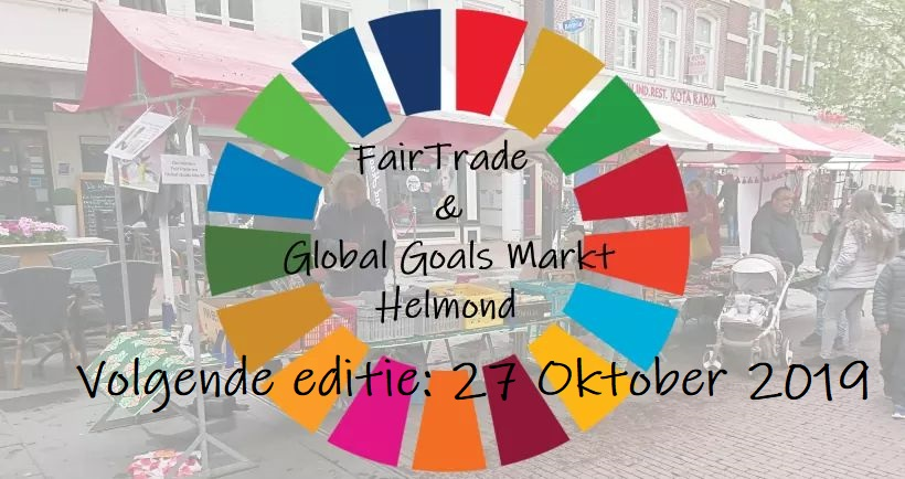 3e editie FairTrade & Global Goals Markt