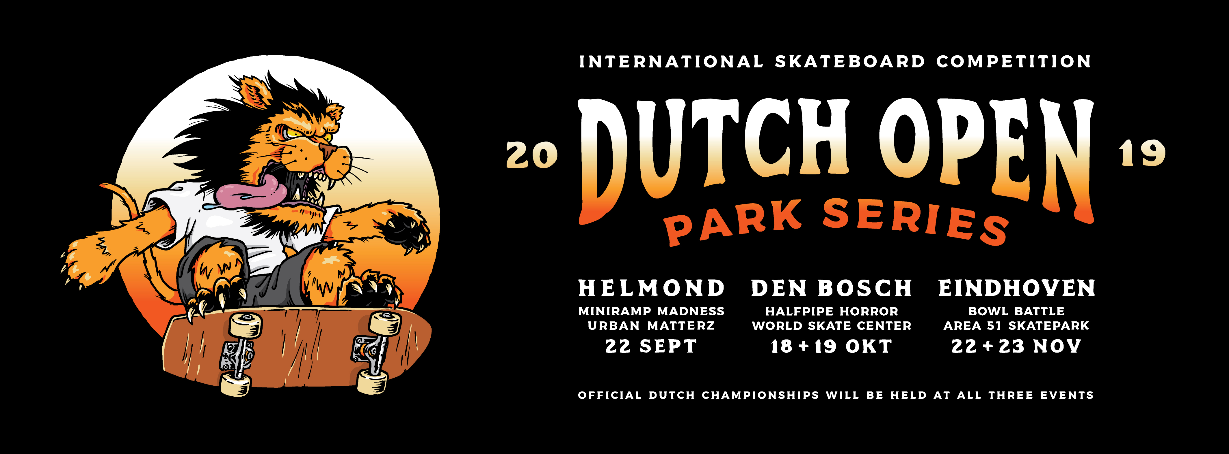 Dutch Open Park Series - Stop 1 Miniramp Madness