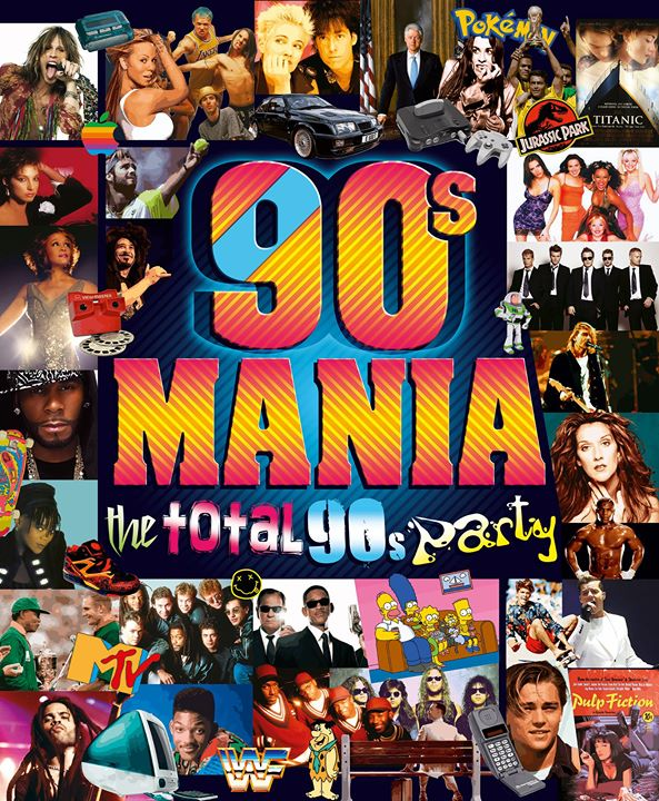 Everybody Dance NOW 90's Party